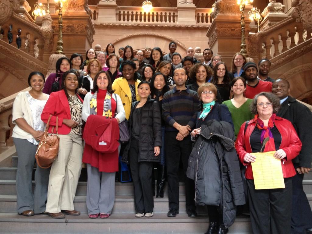 Advocacy Day 2013